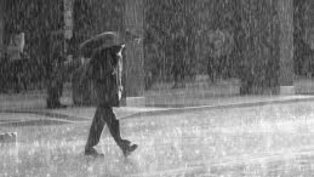 A Rainy Day!